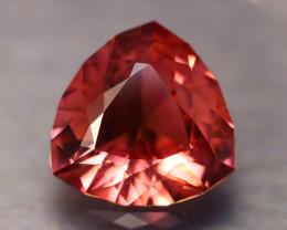 AAA Grade 5.93Ct VVS Master Cutting Red Tourmaline Tourmaline AN237