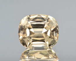 Natural Yellow Topaz 8.02 Cts Rare Gemstone from Katlang, Pakistan