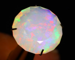 Welo Opal 4.14Ct Natural Ethiopian Welo Opal in Faceting A2401