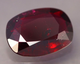 Rubellite 9.04Ct Natural Vivid Red Color Rubellite Tourmaline A2418