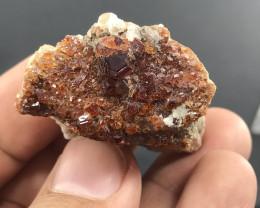 186 Carats Garnet  Specimen