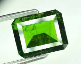 3.90 CTS NATURAL UNHEAT GENUINE LUSTROUS CHROME DIOPSIDE