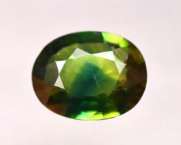 Bi-Color Sapphire 1.61Ct Natural Bi-Color Sapphire D2619/B5