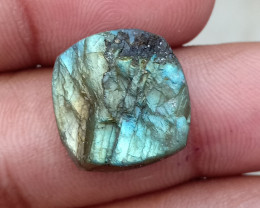 LABRADORITE ROUGH FORM NATURAL GEMSTONE VA951