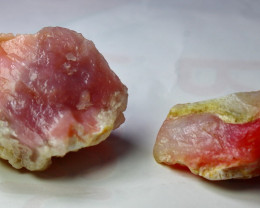 189.15 CT Natural - Unheated Pink Opal Rough Lot