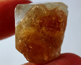 First Class Rare 117.50  Ct Brown Topaz Crystal  Rough