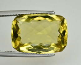 11.80 CT NATURAL BEAUTIFUL CITRINE A