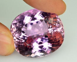 97.10 Ct Top Grade Natural  Kunzite ~AM