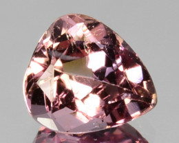 ~RARE~ Natural Pink Imperial Topaz Pear Cut Brazil 0.99 Cts