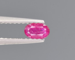 Natural ruby 0.24 Cts Top Quality from Afghanistan