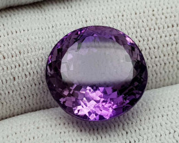 16.55CT AMETHYST  BEST QUALITY GEMSTONE IIGC04