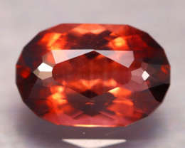 AAA Grade 4.51Ct VVS Master Cutting Orangy Red Tourmaline AN249
