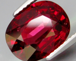 5.42 Ct. Natural Top Red Rhodolite Garnet Africa