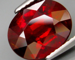 5.67 ct. 100% Natural Earth Mined  Orange Spessartite Garnet Africa