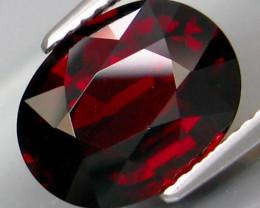 5.07 Ct. Natural Top Red Rhodolite Garnet Africa