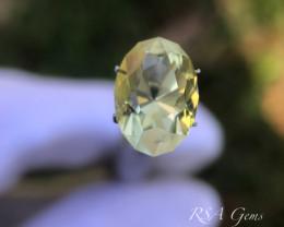 Heliodor - 6.35 carats