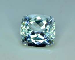 NR - 6.00 Carats Natural Untreated  Aquamarine Gemstone