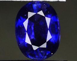 Amazing Natural Blue Sapphire Ceylon Sri Lanka .