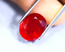 6.70cts Blood Red Colour Ruby / RD912