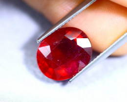 6.43cts Blood Red Colour Ruby / RD915