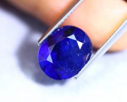 5.81cts Royal Blue Colour Sapphire / RD916