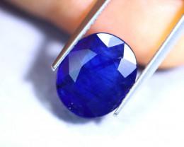 5.00cts Royal Blue Colour Sapphire / RD918