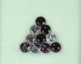6.32 Cts Stunning Lustrous Burmese Round Spinel