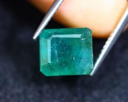 4.52cts Natural Zambian Green Colour Emerald / RD923