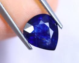 2.61cts Royal Blue Colour Sapphire / RD940