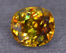 Rare AAA Fire 2.20 ct Sphene Sku-51