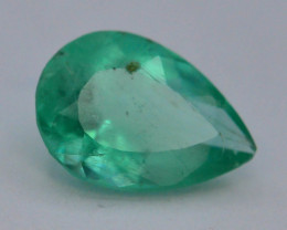 Top Color & Clarity 1.45 ct Colombian Emerald