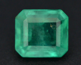 Top Color & Clarity 1.65 ct Colombian Emerald