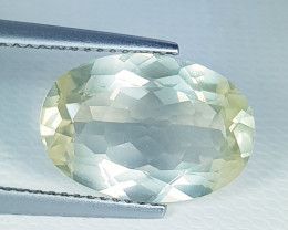 6.06ct Top Quality Gem Stunning Oval Cut Natural Scapolite