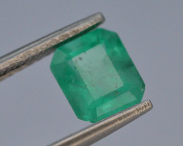 Top Color & Clarity 1.20 ct Colombian Emerald