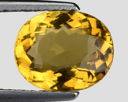 1.92 Ct Natural Beryl AAA Grade Top Quality Gemstone. HD 30