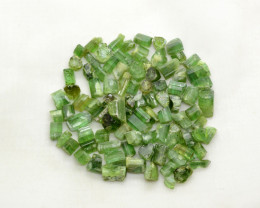 150 CT Natural Green Tourmaline  From Afghanistan