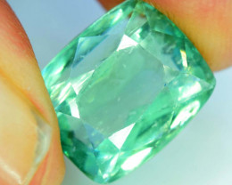 NR - 6.90 cts Green Spodumene Gemstone