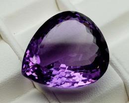 25.65Crt Natural Amethyst  Natural Gemstones JI105