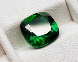 2.45Crt Green Topaz Coated Natural Gemstones JI105