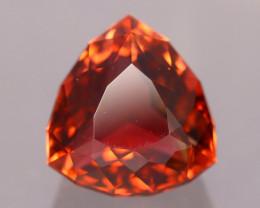 AAA Grade 4.97Ct VVS Master Cutting Orangy Red Tourmaline AN260