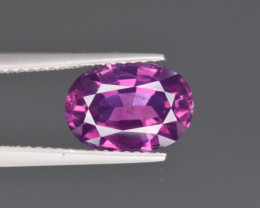 Natural Ruby 3.34 Cts Top Quality from Kashmir, Pakistan