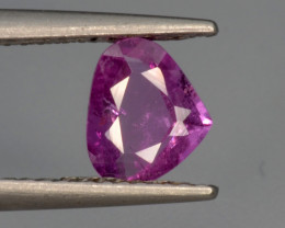 Natural Pink Sapphire 1.04 Cts from Madagascar