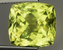 13.20 Ct Natural Lemon Quartz Top Class Fancy Cutting Gemstone. LQ 55