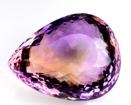 37.20 Ct Natural Ametrine Top Quality Gemstone. AM 71