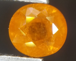 Spessartite, 2.55ct, what a jardin, really nice one!