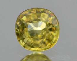 Natural Sphene 0.62 Cts Full Fire and Luster