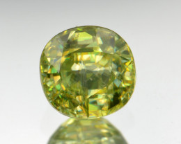 Natural Sphene 0.76 Cts Full Fire and Luster