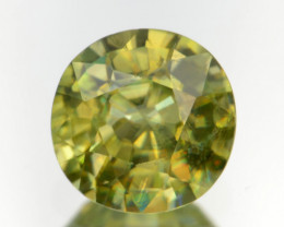 Natural Sphene 0.92 Cts Full Fire and Luster