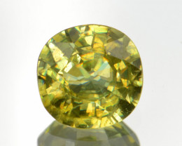 Natural Sphene 0.97 Cts Full Fire and Luster