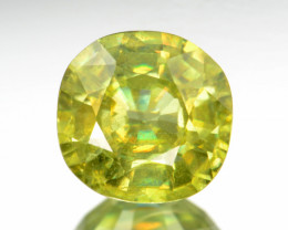 Natural Sphene 1.05 Cts Full Fire and Luster